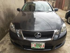 Lexus GS 2010 350 Gray | Cars for sale in Lagos State, Ogba