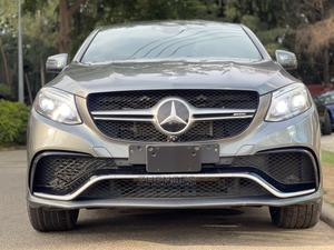 Mercedes-Benz GLE-Class 2017 Gray | Cars for sale in Abuja (FCT) State, Asokoro