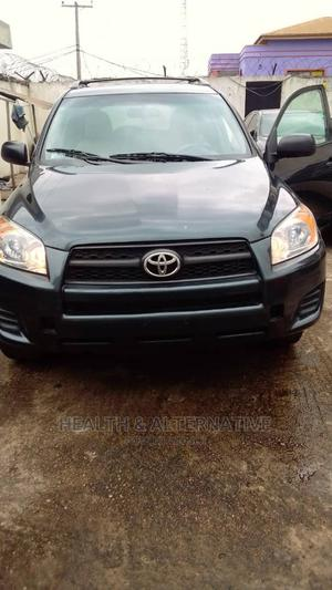 Toyota RAV4 2010 2.5 4x4 Green | Cars for sale in Lagos State, Ojodu