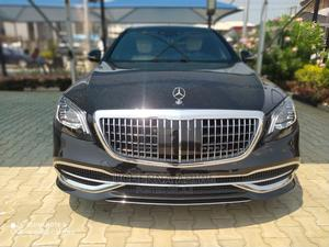 New Mercedes-Benz S Class 2019 Maybach S 650 (X222) Black   Cars for sale in Lagos State, Lekki