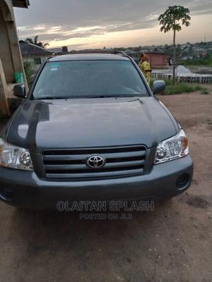 Toyota Highlander 2005 Gray   Cars for sale in Lagos State, Epe