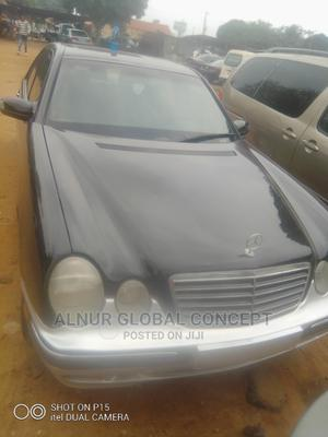 Mercedes-Benz E320 2001 Black | Cars for sale in Kwara State, Ilorin West