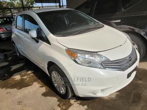 Nissan Versa 2015 White | Cars for sale in Lagos State, Surulere