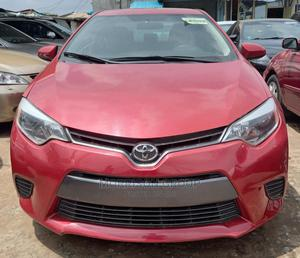 Toyota Corolla 2015 Red | Cars for sale in Lagos State, Agege