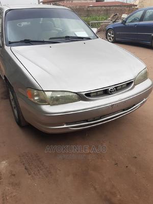 Toyota Corolla 1999 Sedan Gold | Cars for sale in Oyo State, Ibadan