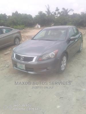 Honda Accord 2005 Gray   Cars for sale in Lagos State, Amuwo-Odofin
