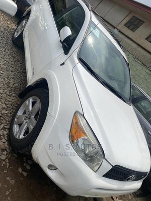 Toyota RAV4 2007 Sport V6 4x4 White | Cars for sale in Lagos State, Ogba