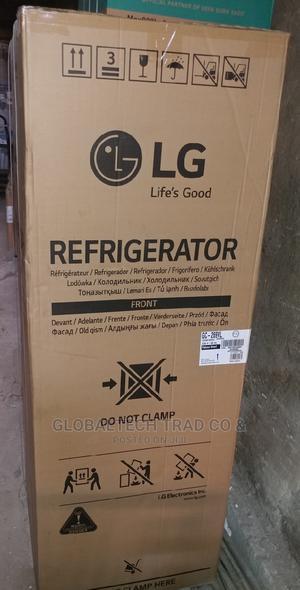 LG 227L Bottom Freezer, Refrigerator Directcooling- GC-269VL   Kitchen Appliances for sale in Lagos State, Ojo