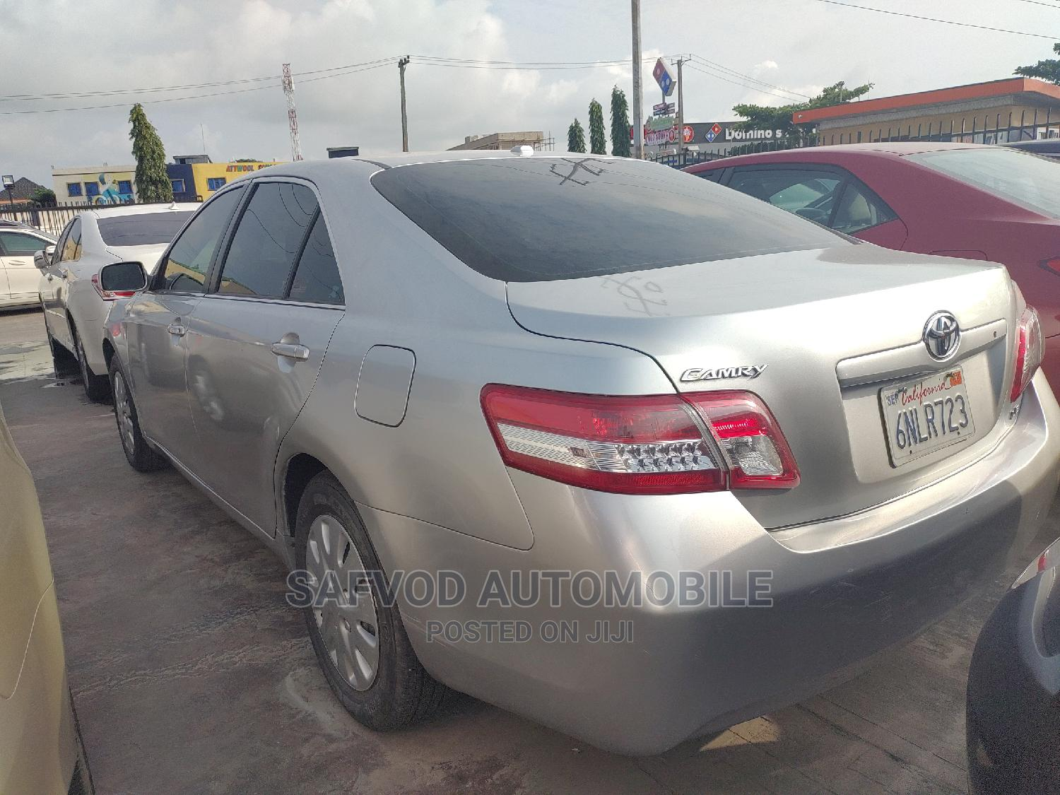 Toyota Camry 2011 Silver   Cars for sale in Lekki, Lagos State, Nigeria