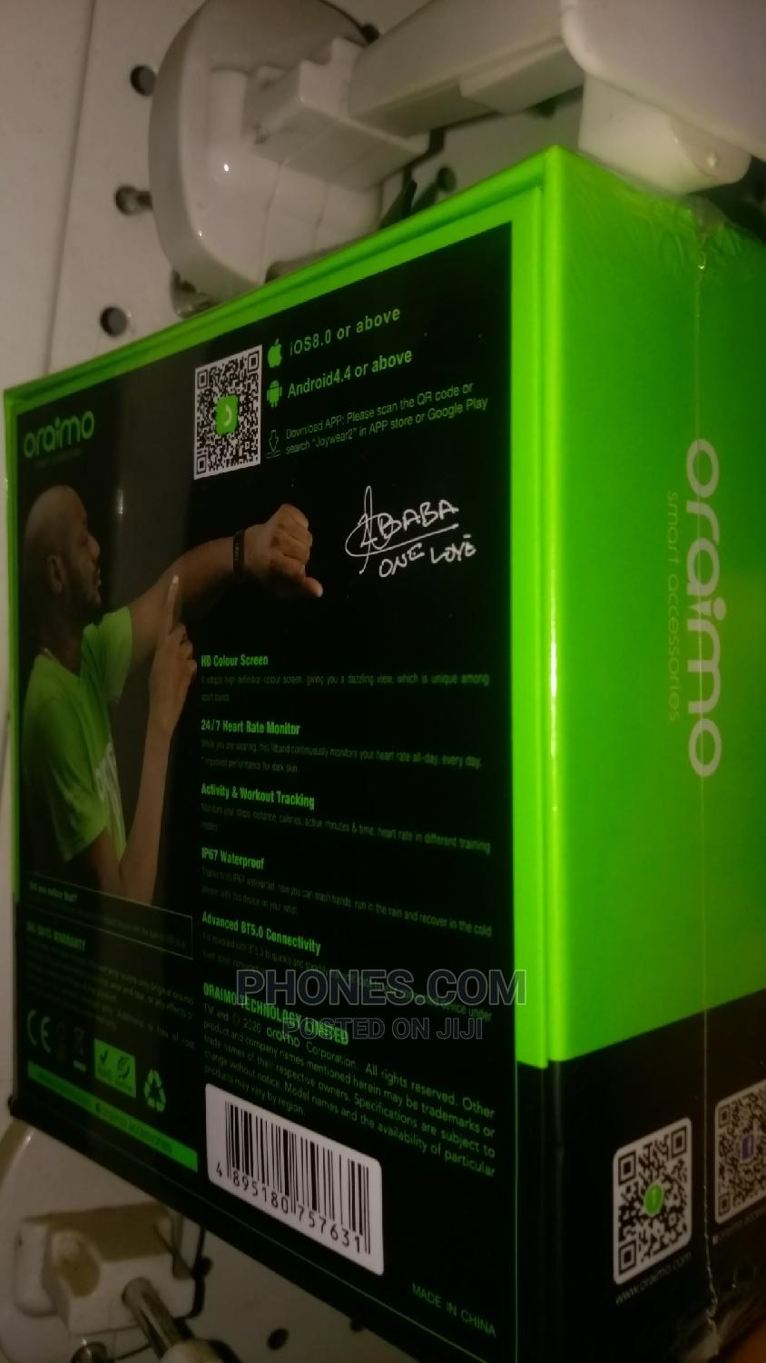 Archive: Oraimo Smart Watch Osw-20