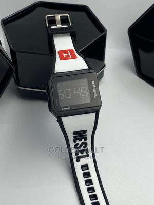 Diesel Rubber Watch   Watches for sale in Lagos State, Ogba