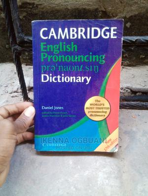 Cambridge English Pronouncing Dictionary   Books & Games for sale in Lagos State, Alimosho