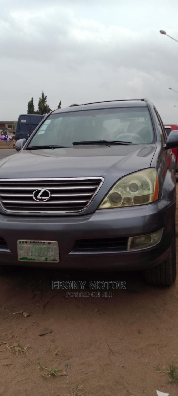 Lexus GS 2008 Gray   Cars for sale in Ifako-Ijaiye, Lagos State, Nigeria
