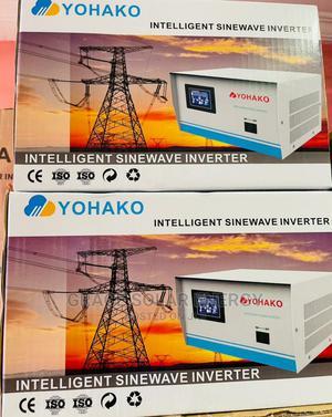 Yohako 1kva 12v Pure Sine Wave Inverter | Solar Energy for sale in Lagos State, Ajah