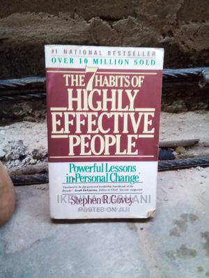 7 Habits of Highly Effective People   Books & Games for sale in Lagos State, Alimosho