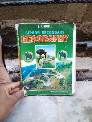 S.S Geography Text Book   Books & Games for sale in Lagos State, Alimosho