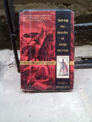 Solving the Murder of Attila the Hun   Books & Games for sale in Lagos State, Alimosho