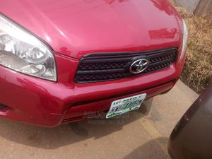 Toyota RAV4 2008 180 Red | Cars for sale in Anambra State, Onitsha