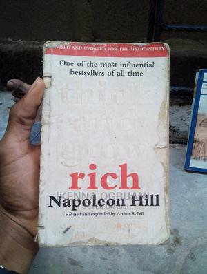 Think and Grow Rich Napoleon Hill | Books & Games for sale in Lagos State, Alimosho
