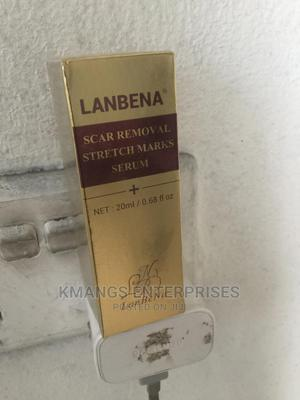 Lanbena Scar And Stretch Mark Removal Serum | Skin Care for sale in Abia State, Aba North