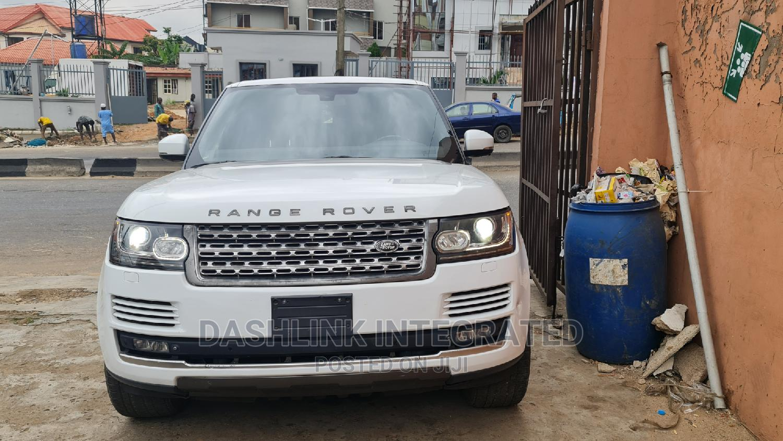 Land Rover Range Rover 2014 White