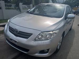 Toyota Corolla 2010 Silver | Cars for sale in Lagos State, Amuwo-Odofin