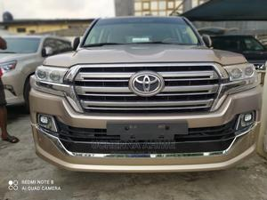 Toyota Land Cruiser 2017 5.7 V8 GXR Gold | Cars for sale in Lagos State, Surulere