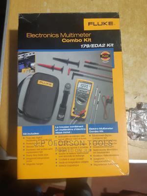 Digital Multimeter Fluke 179 Cumbo Kit   Measuring & Layout Tools for sale in Lagos State, Lagos Island (Eko)