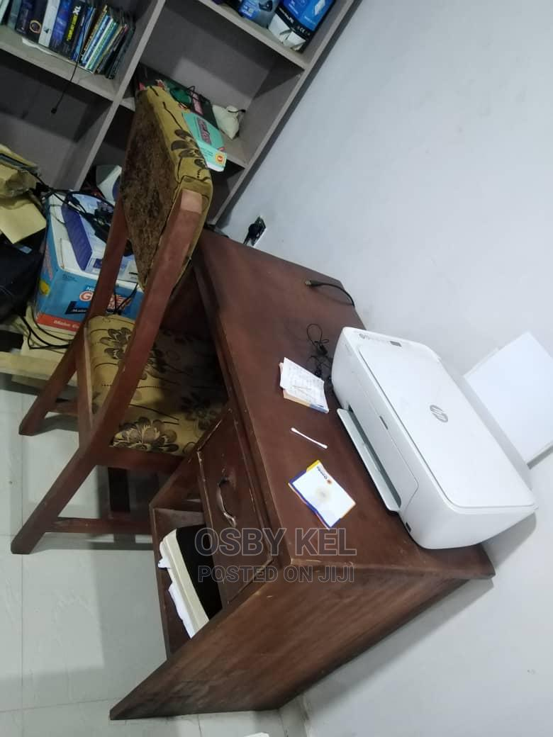 Archive: Reading Table and Chair