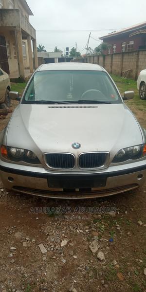 BMW 328i 2004 Silver | Cars for sale in Abuja (FCT) State, Jikwoyi