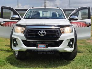 New Toyota Hilux 2019 SR5 4x4 White | Cars for sale in Abuja (FCT) State, Garki 2