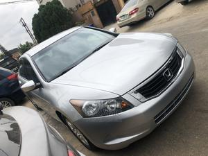 Honda Accord 2009 2.4 Silver | Cars for sale in Lagos State, Ikeja