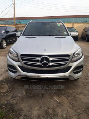 Mercedes-Benz GLE-Class 2016 Silver | Cars for sale in Lagos State, Surulere