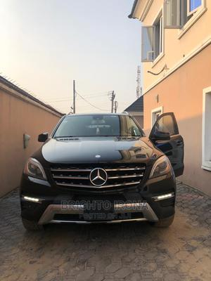 Mercedes-Benz M Class 2013 ML 550 4Matic Black | Cars for sale in Lagos State, Ajah