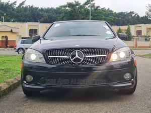 Mercedes-Benz C350 2008 Black | Cars for sale in Abuja (FCT) State, Asokoro