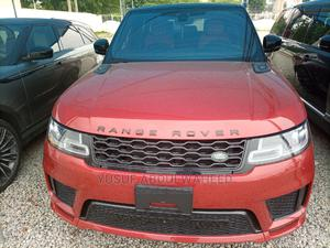New Land Rover Range Rover Sport 2019 SE Red | Cars for sale in Abuja (FCT) State, Central Business District