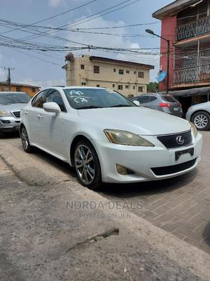 Lexus IS 2007 250 White | Cars for sale in Lagos State, Surulere