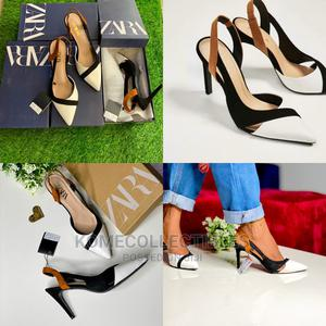 Zara Female High Heels Shoes | Shoes for sale in Lagos State, Isolo