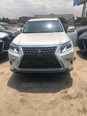 Lexus GX 2020 460 Luxury White | Cars for sale in Lagos State, Ikeja