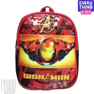 Iron-Man TODDLER Bag Pack Red   Babies & Kids Accessories for sale in Lagos State, Ikeja