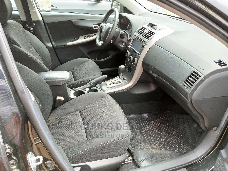 Toyota Corolla 2013 Black   Cars for sale in Amuwo-Odofin, Lagos State, Nigeria
