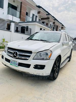 Mercedes-Benz GL-Class 2009 GL 450 White | Cars for sale in Lagos State, Lekki