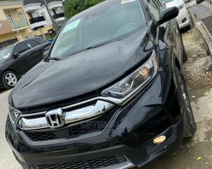 Honda CR-V 2018 Black   Cars for sale in Lagos State, Ikeja
