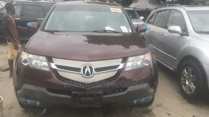 Acura MDX 2007 Red | Cars for sale in Lagos State, Apapa