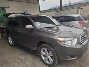 Toyota Highlander 2007 Limited V6 4x4 Gray | Cars for sale in Lagos State, Ojodu