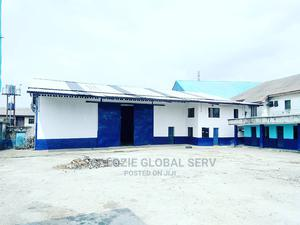 700 Square Metres Warehouse for Lease at Rumuokwurusi Tank | Commercial Property For Rent for sale in Rivers State, Port-Harcourt