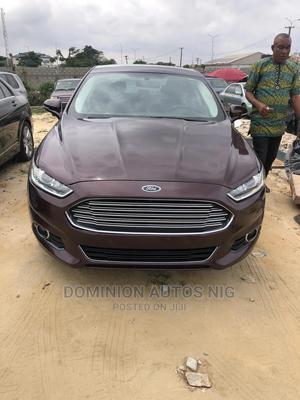 Ford Fusion 2013 Titanium Red | Cars for sale in Lagos State, Amuwo-Odofin