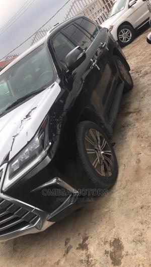 Lexus LX 2019 Black   Cars for sale in Lagos State, Surulere