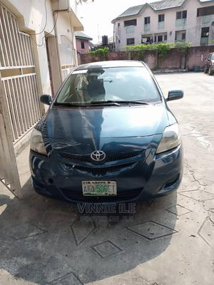 Toyota Yaris 2008 1.3 Blue | Cars for sale in Rivers State, Port-Harcourt