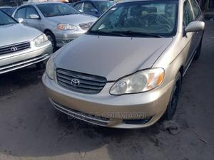 Toyota Corolla 2004 Gold   Cars for sale in Lagos State, Ajah
